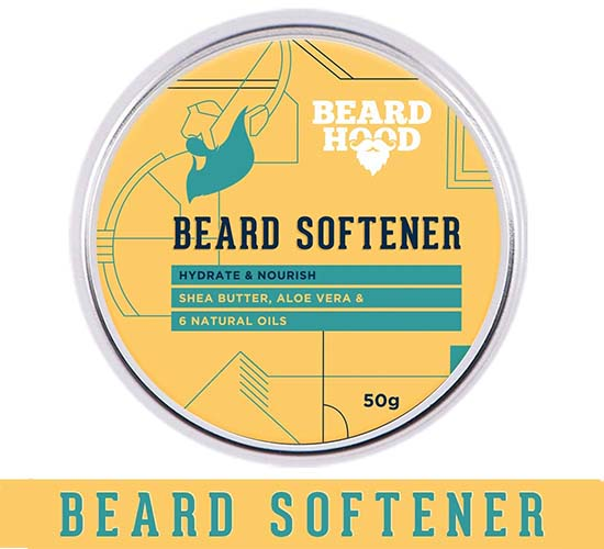Beardhood Beard Softener