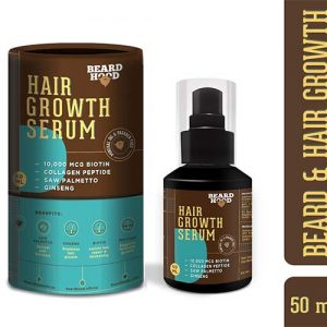 Beardhood Beard and Hair Growth Serum