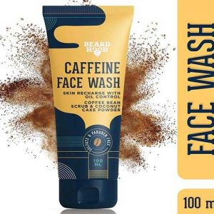 Beardhood Caffeine Face Wash