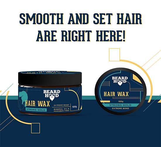 Beardhood Hair Wax 1