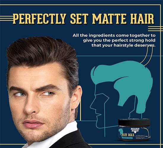 Beardhood Hair Wax 2