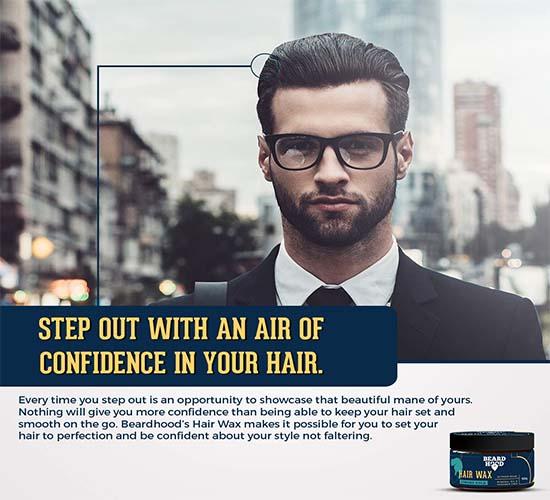 Beardhood Hair Wax 3