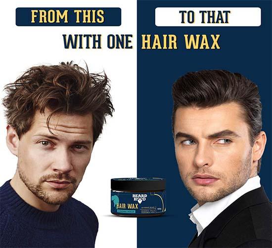 Beardhood Hair Wax 4