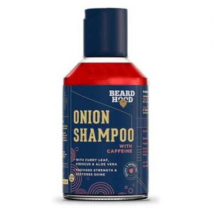 Beardhood Onion Shampoo