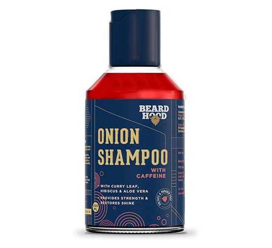 Beardhood Onion Shampoo