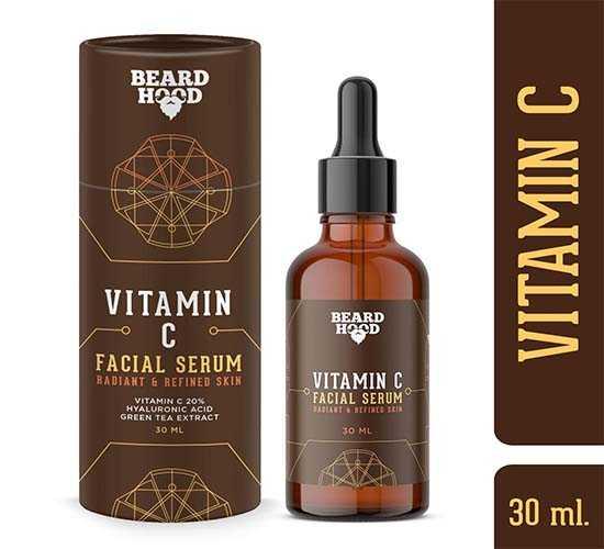 Beardhood Vitamin C Facial Serum 5