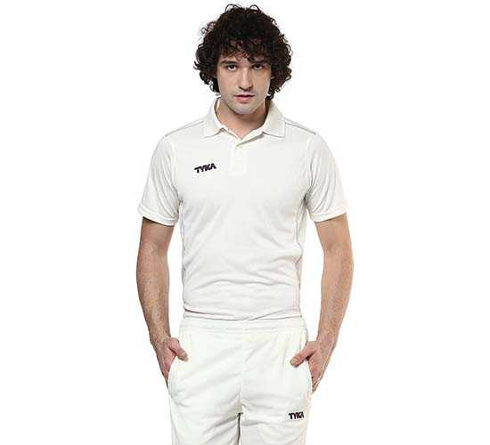 Tyka Pioneer Cricket T-Shirt Half Sleeves_front
