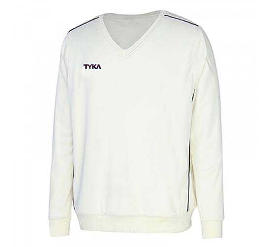 Tyka Cricket Pullover_Full Sleeve front