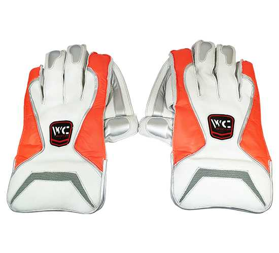 WillCraft WG6 Wicket Keeping Gloves 3