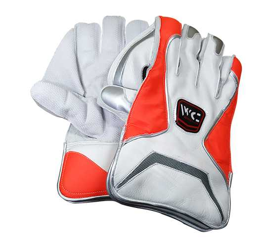 WillCraft WG6 Wicket Keeping Gloves 4
