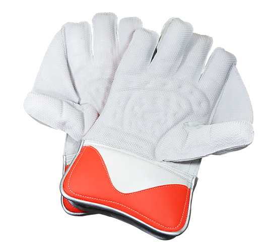 WillCraft WG6 Wicket Keeping Gloves 5