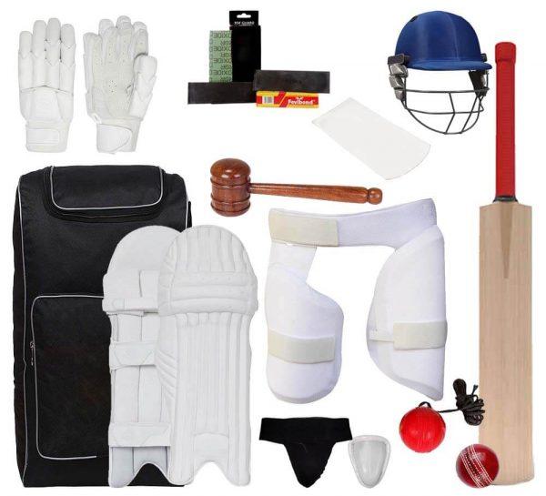 SG Cricket Kit_English Willow