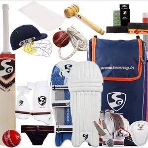 SG English Willow Cricket Kit