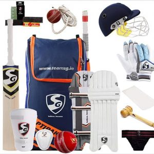 SG Kashmir Willow Cricket Kit