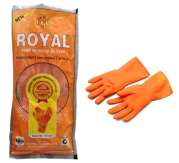 Royal Post Mortam Gloves_ back