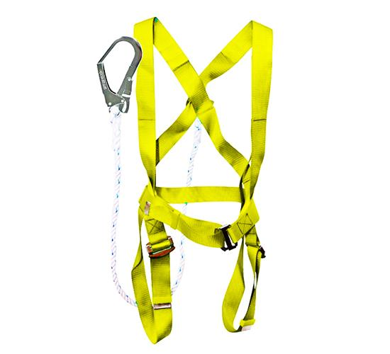 Unicare 262 Full Body Harness With Rope 2nd image