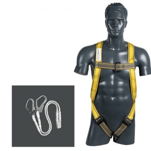 Unicare 262 Full Body Harness With Rope