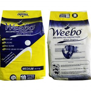 Weebo Adult Diaper_M Both