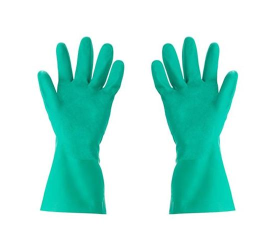Ansell Nitrile Rubber Solvex 37-676 gloves