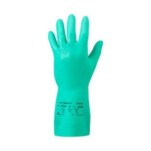 Ansell Nitrile Rubber Solvex 37-676 gloves_cover