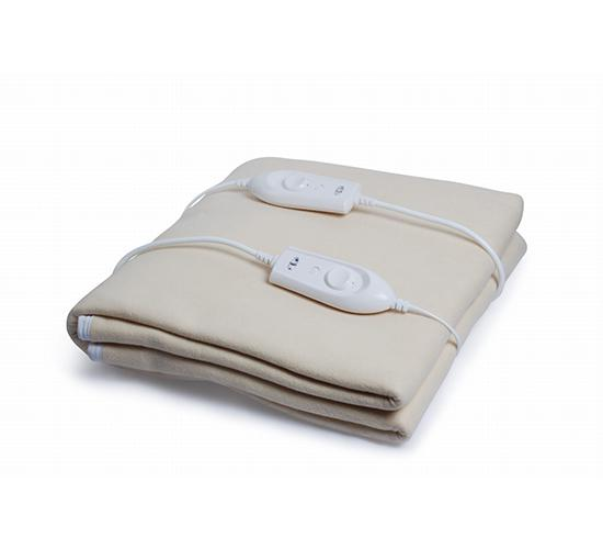 Expressions Electric Bed Warmer_double bed_Beige