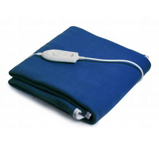 Expressions Electric Bed Warmer_single_navyblue