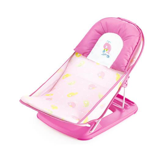 Mastela Deluxe Baby Bather_Pink