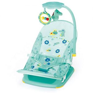 Mastela Fold Up Infant Seat_Aqua1