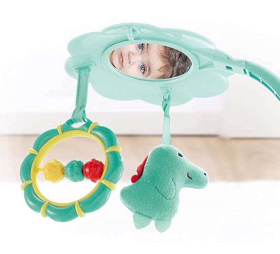 Mastela Fold Up Infant Seat_Aqua3