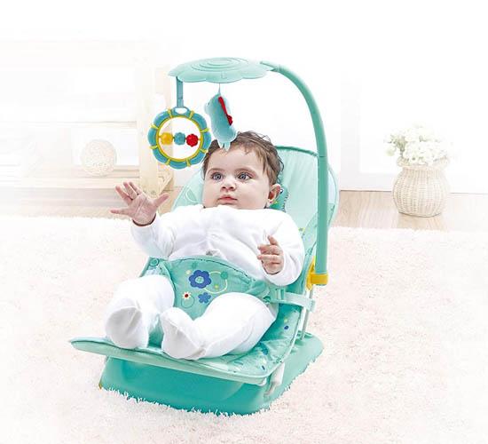 Mastela Fold Up Infant Seat_Aqua6