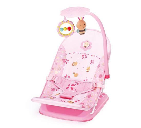 Mastela Fold Up Infant Seat_Lavender