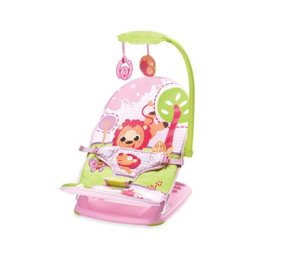 Mastela Fold Up Infant Seat_Pink