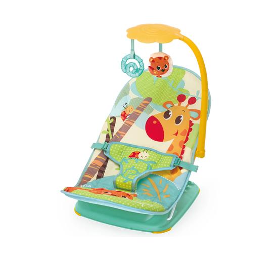 Mastela Fold Up Infant Seat_Teal