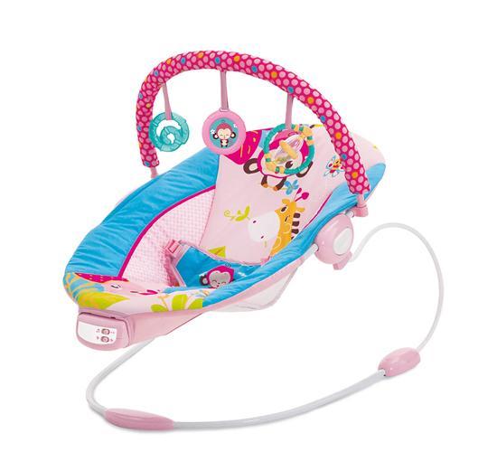 Mastela Music Vibrations Bouncer_Pink