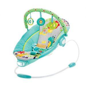Mastela Music Vibrations Bouncer_Teal