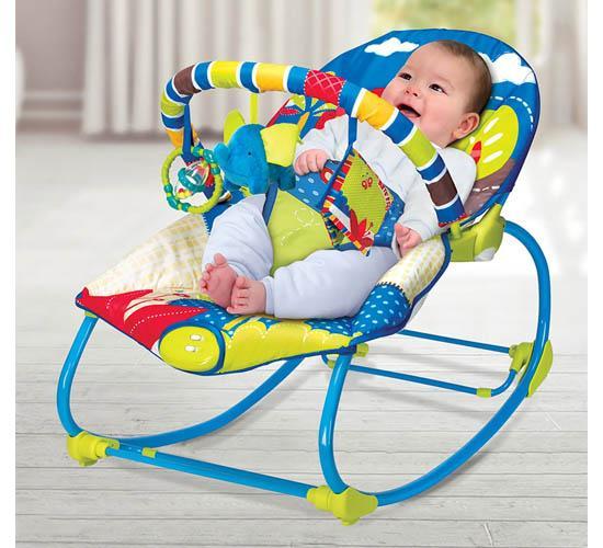 Mastela Newborn Baby Rocker_Blue1
