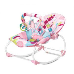 Mastela Newborn Baby Rocker_Pink