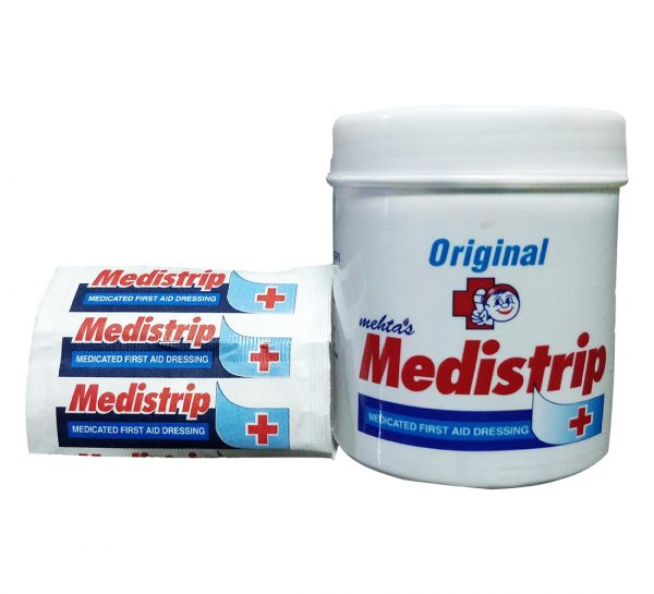 Medistrip Medicated First Aid Dressing Strips_1