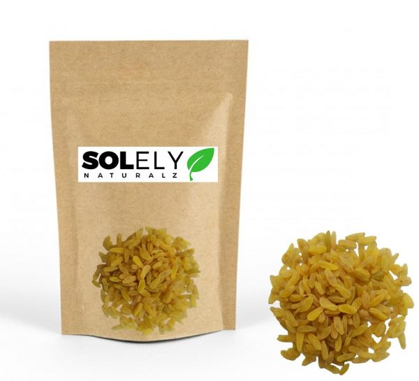Solely Naturalz Indian Golden Long Raisins_cover_final