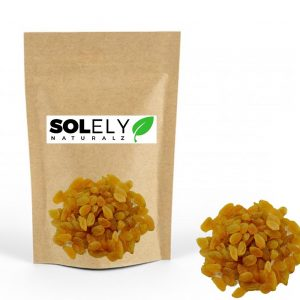 Solely Naturalz Indian golden round raisins_cover