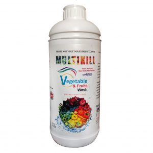 Vegetable and fruits wash