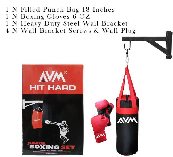 AVM Boxing kit and set_1
