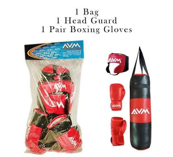 AVM Boxing kit and set_2
