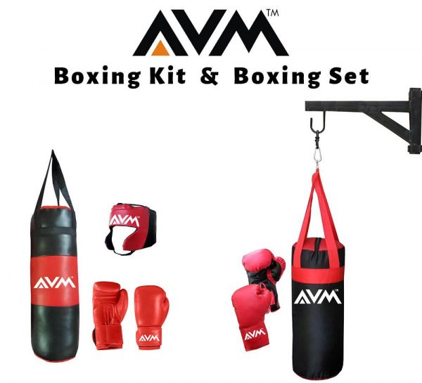 AVM Boxing kit and set_coverNew