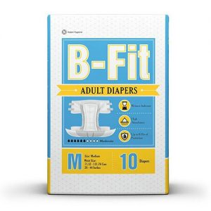 B-Fit Adult Diapers 1