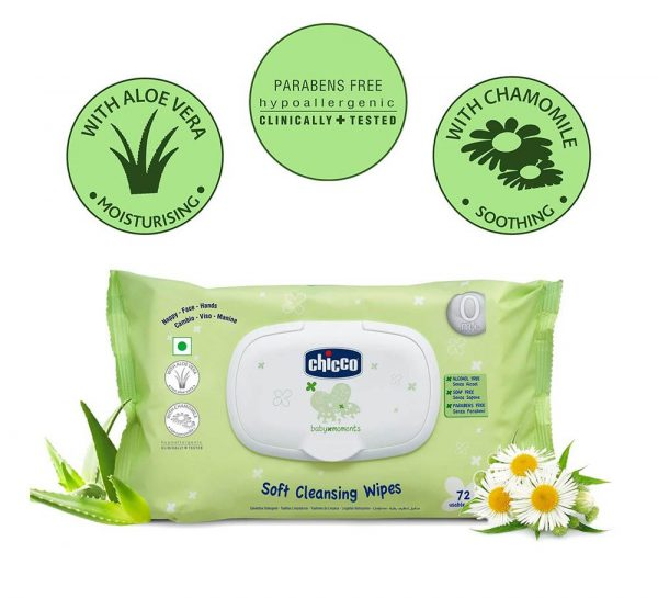 Chicco Soft Cleansing Wipes_2