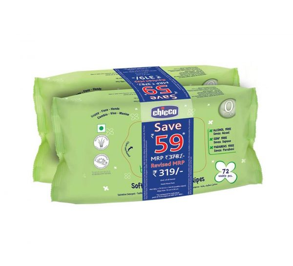Chicco Soft Cleansing Wipes_cover