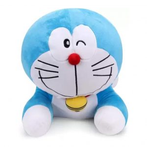 Crawling Doraemon Plush Toy_1