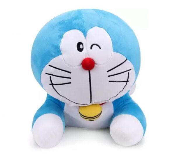Crawling Doraemon Plush Toy_1