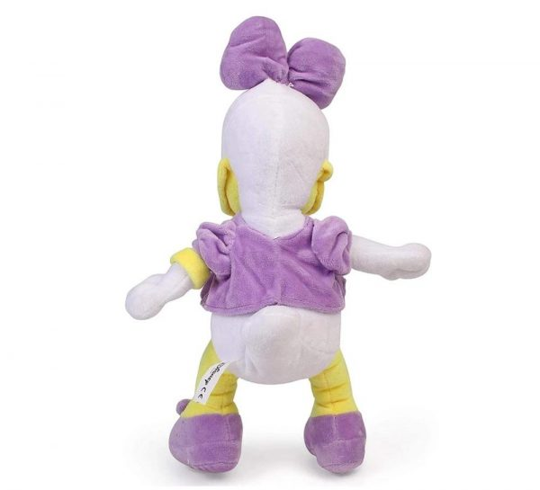 Daisy Sitting Plush Toy_4